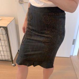 Gianfranco Fierre size EU 40 skirt